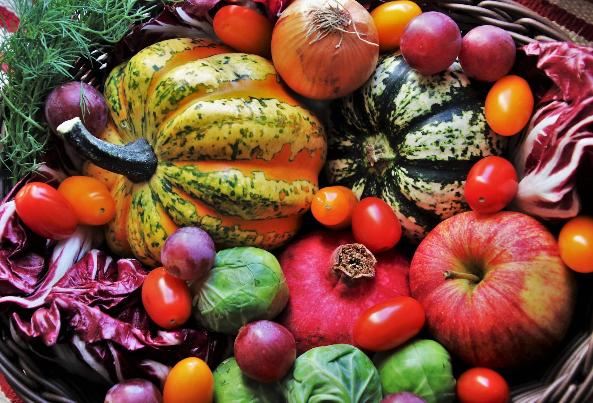 Nutrición vegetariana/vegana